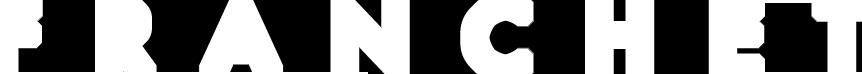 Ecriture du logo Franchet